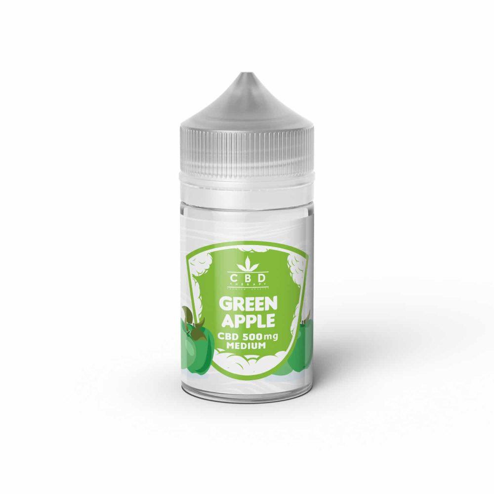 CBD Liquido GreenApple