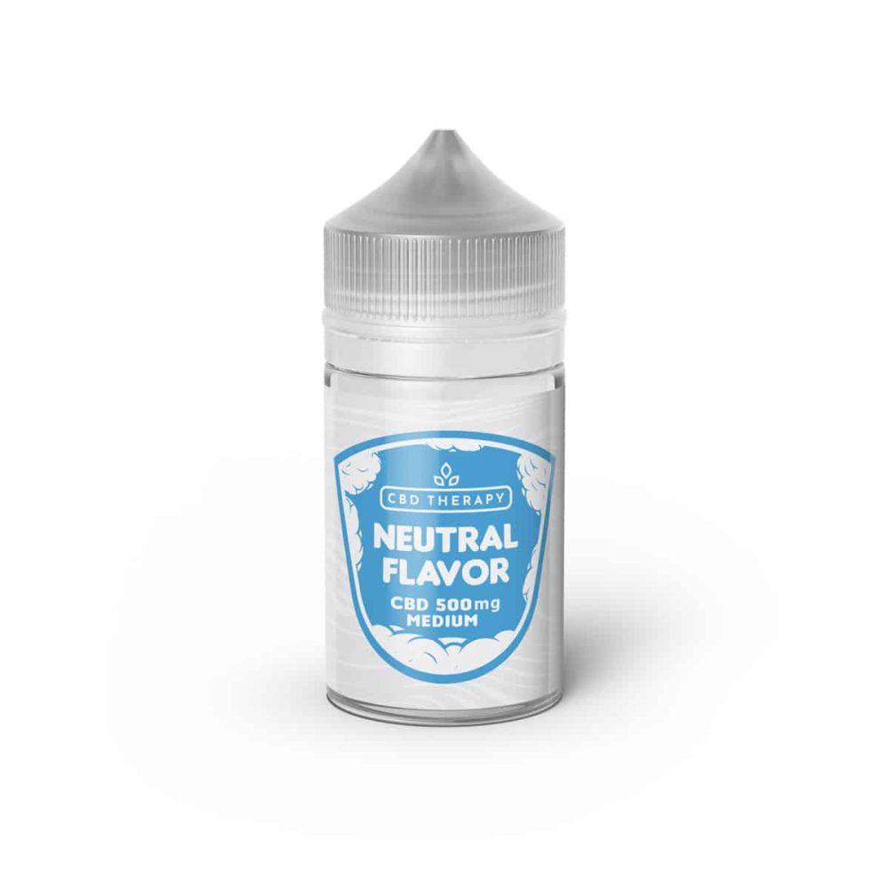 E Liquid CBD Neutro