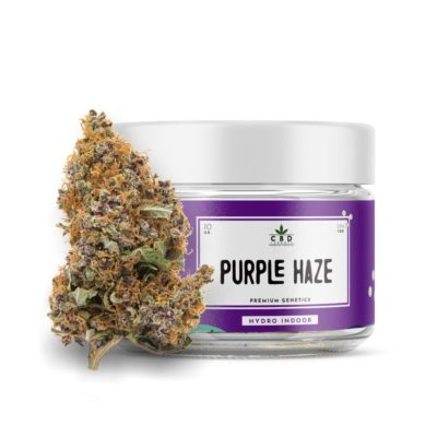Purple Haze Jar