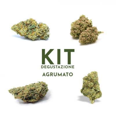 kit aromi agrumato