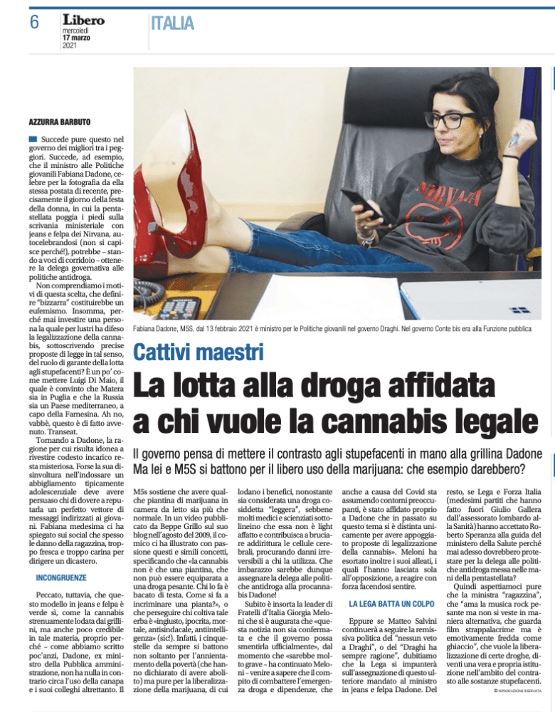 Cannabis-Brucia-Libero fake news
