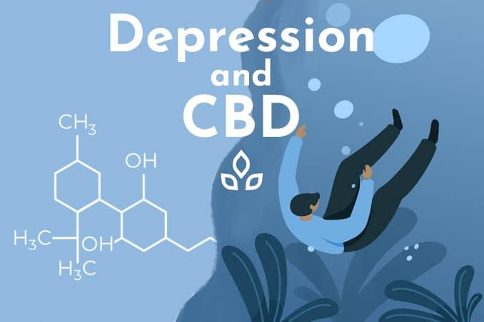 Depressione e CBD