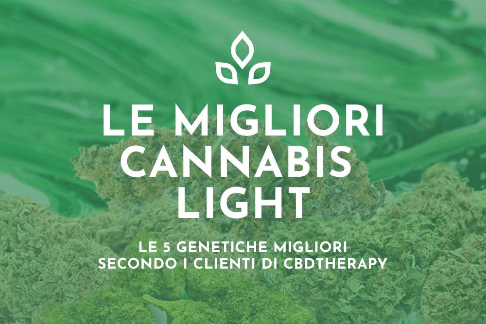 Migliori Cannabis Light