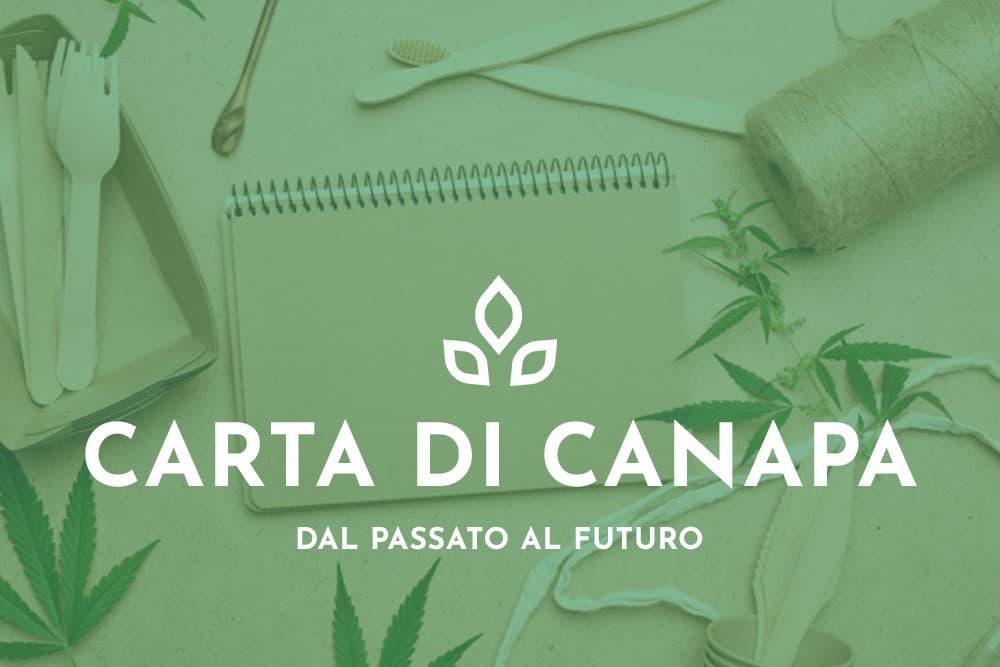 CARTA DI CANAPA